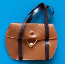 "1976 CHER FARRAH 12"" mego doll -- LAVERNE -- Brown PURSE minty"