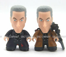 Gift 2pcs Titans Vinyl Figures Doctor Who 12th Doctor Rebel Time Lord Toys