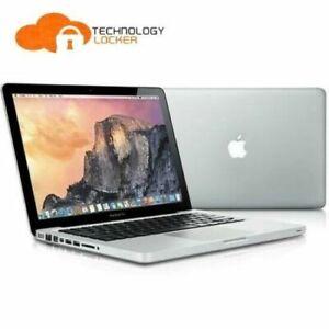 """Apple A1278 MacBook Late 2011 13.3"""" Intel i5 2.40GHz 4GB RAM 500GB HDD Yosemite"""