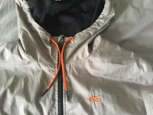 Nike 6.0 Windbreaker Jacket Windrunner Colorblock grau schwarz SMALL UNISEX