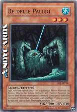 Re delle Paludi / King of the Swamp ☻ Comune ☻ DR2 IT195 ☻ YUGIOH ☻ ANDYCARDS