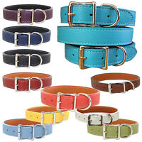 New Auburn Leathercrafters Durable Leather Best Tuscany Collar Collection