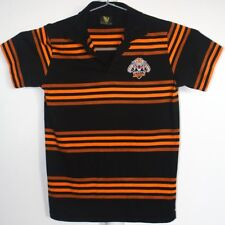 West Tigers Official NRL Team Supporter Shirt    Size: Medium