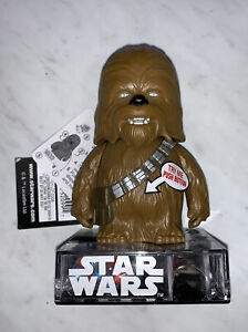 Star Wars Chewbacca Galerie Roaring Candy Dispenser NWT