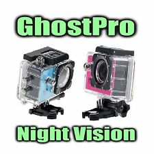 His & Her GhostPro Night Vision Full HD 1080p 12mp for Paranormal Ghost Hunting
