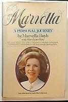 Marvella Signed by Mary Kay Kotz Autographed Hardback 1st Ed Author