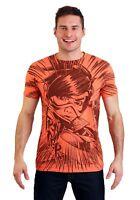 Funko Tee: Overwatch- Tracer Jumbo Print T-Shirt