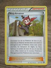 Pokemon NINJA BOY 103//114 XY Steam Siege-REV HOLO-Comme neuf