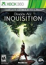 Dragon Age: Inquisition -- Deluxe Edition (Microsoft Xbox 360, 2014)