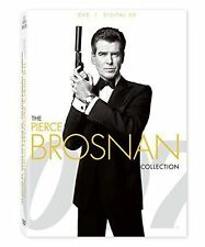 Pierce Brosnan DVDs & Tomorrow Never Dies Blu-ray Discs