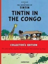 Tintin in the Congo by Herge (Hardback, 2016)