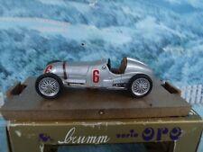 1/43 Brumm (Italy)  Mercedes W 125 1938  #70