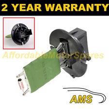 PARA PEUGEOT 206 307 CC SW Resistencia de ventilador y Calefacción
