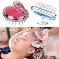 massage crânien comb shampooing brosse outil de massage laver les cheveux