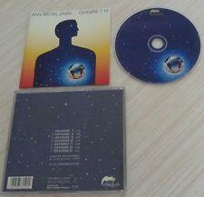 CD ALBUM OXYGENE JEAN MICHEL JARRE 7 - 13 1997 DREYFUS