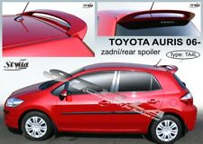 SPOILER REAR ROOF TOYOTA AURIS WING ACCESSORIES