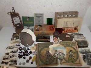 Konvolut an verschieden Sachen 1.WK-2.WK Landser/Militaria/Wehrmacht-Ausrüstung
