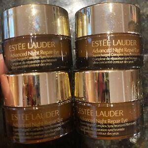 4pcs X Estée Lauder Advanced Night Repair EYE Complex New  .17 oz. =.68 oz.