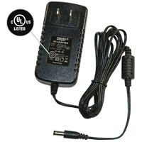 HQRP UL Listed AC Power Adapter for Celestron Telescopes, 18778 Replacement