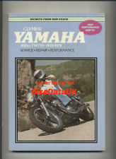 Yamaha XS650 XS1 XS2 (1970-1978) Clymer Shop Manual Repair Book TX XS 650 BV41