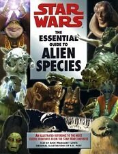 STAR WARS THE NEW ESSENTIAL GUIDE TO ALIEN SPECIES VF! Roleplaying Game Guide