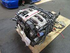 JDM NISSAN 300ZX VG30DETT TWIN TURBO ENGINE 5 SPEED TRANS ECU WIRING VG30