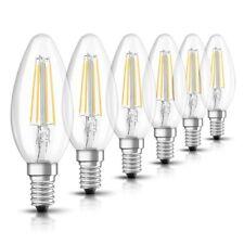 Ampoule LED Filament Flamme 4w 37w E14 OSRAM
