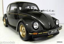 Otto 1/18 Scale OT155 VW Volkswagen Okrasa Beetle 1200 black Resin Model Car