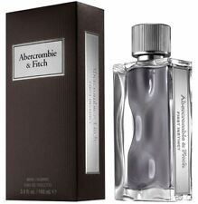 Abercrombie & Fitch First Instinct for men cologne 3.4 / 3.3 oz EDT New in Box