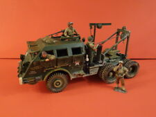 """KING & COUNTRY Pacific M26 Armoured Recovery Truck 11"""" D-day 1944"""