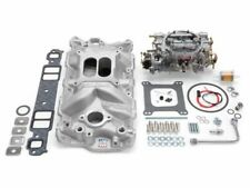 Edelbrock Manifold and Carb Kit Performer EPS Small Block fits Chevrolet 1957 19