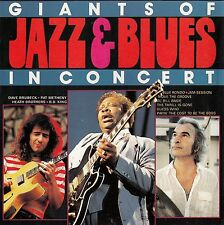 GIANTS OF JAZZ & BLUES IN CONCERT : DAVE BRUBECK, B.B. KING, PAT METHENY,.. / CD
