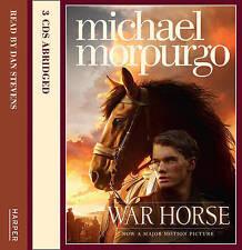 War Horse by Michael Morpurgo (CD-Audio, 2010)