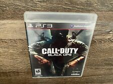 Call of Duty: Black Ops (PS3) (2010)