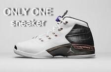 Amputee LEFT SHOE ONLY  Mns NIKE Air Jordan Retro 17XVII Copper 832816-122 Sz:11