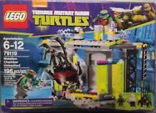 Lego 79119 TMNT Mutation Chamber Unleashed Complete in Great Condition