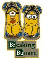 Breaking Banana Aufkleber/Sticker/Ratte/Racing/Oldschool/Youngtimer/Rockabilly