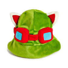 Cute League of Legends LOL Limited  Teemo Plush Hat Stuffed Toy  Doll