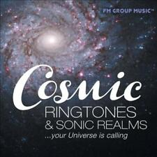 VARIOUS ARTISTS - COSMIC RINGTONES & SONIC REALMS YOUR UNIVERSE IS CALLING USED