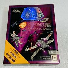 Star Wars X Wing Collector's CD ROM (1994) for PC / IBM - Ships Free!