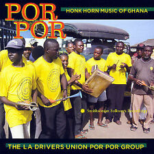~COVER ART MISSING~ Drivers Union Group CD Por Por: Honk Horn Music of Ghana