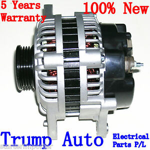 Brand New Alternator for Hyundai Tucson JM engine G4GC 2.0L Petrol 90A 04-10