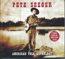Pete Seeger - American Folk Anthology - Best Of / Greatest Hits 3CD NEW/SEALED