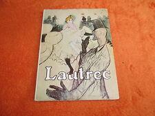 Lautrec von Jaques de Laprade, Bildband klein, Bertelsmann 1954