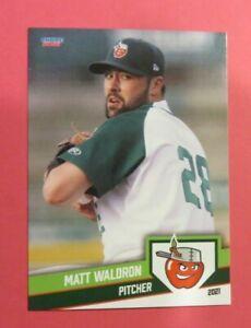 2021 Choice, Fort Wayne TinCaps - MATT WALDRON