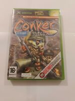 Conker: Live & Reloaded Demo (Xbox) Factory Sealed ** RARE ** Worldwide Shipping