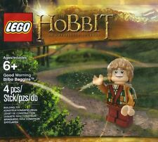 NEW LEGO 5002130 The Hobbit - Good Morning Bilbo Baggins Polybag 5002130 Sweater