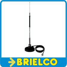 Antena CB 27mhz 63cm base magnetica palomilla conecto Pl259 sirio Minimag Bd9202