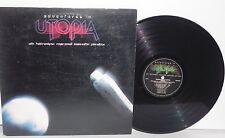 UTOPIA Adventures In Utopia LP1980 Bearsville Vinyl BRK 6991 Todd Rundgren