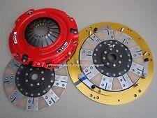 McLEOD RXT TWIN DISC CLUTCH 1000HP 2001.5-2010 MUSTANG, 26-SPLINE